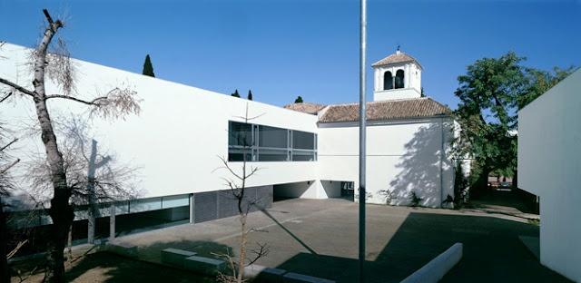 Ayuntamiento de Tomares, Vazquez Consuegra