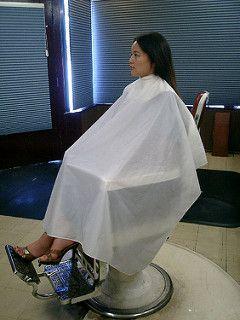 Sous La Cape Short Haircut Pinterest Capes