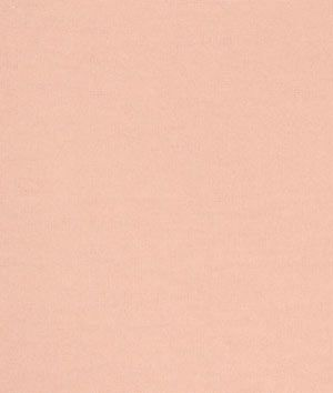 Peach Flannel Fabric