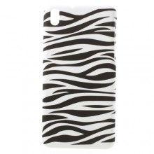 Carcasa HTC Desire 816 Design Animales Zebra 1 $ 94.00
