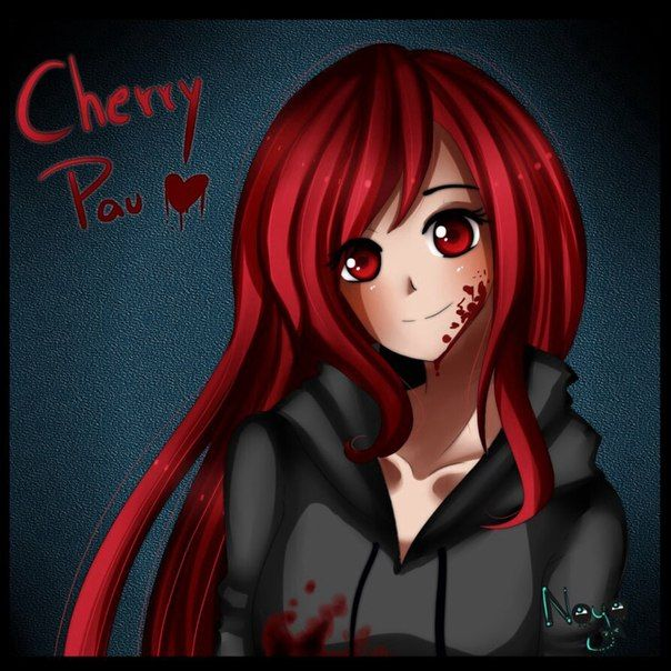 |Cherry Pau|Крипипаста|