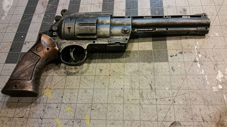 Large Revolver Prop - Perfect for Cosplay, Costumes, Film, Movie Cowboy, Punisher, Fallout, Deadpool, Hand Cannon Gun with Working Trigger. by WulfgarWeapons on Etsy https://www.etsy.com/listing/449238886/large-revolver-prop-perfect-for-cosplay