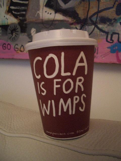Haha****** want coffee*******