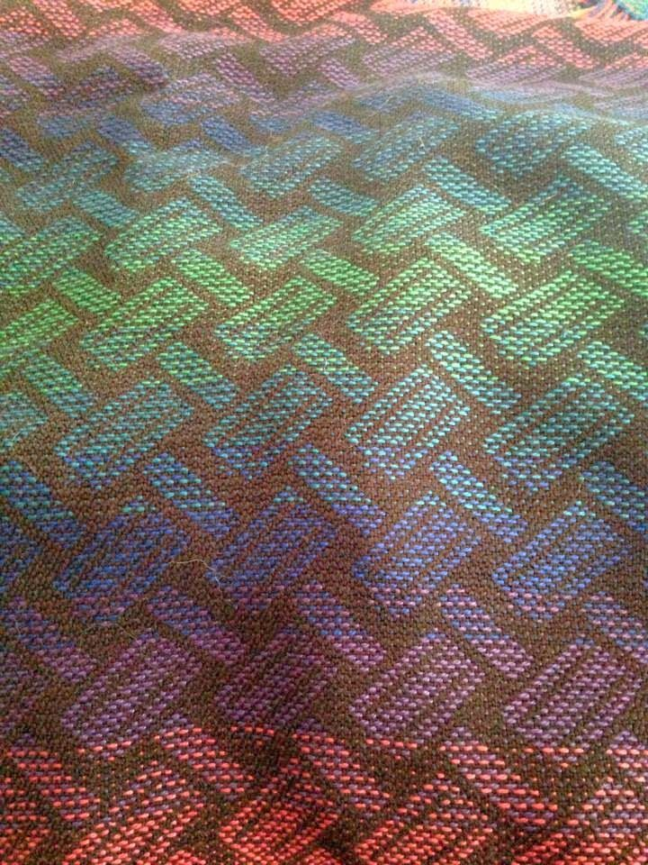 handwovenwraps: Geo Weaves