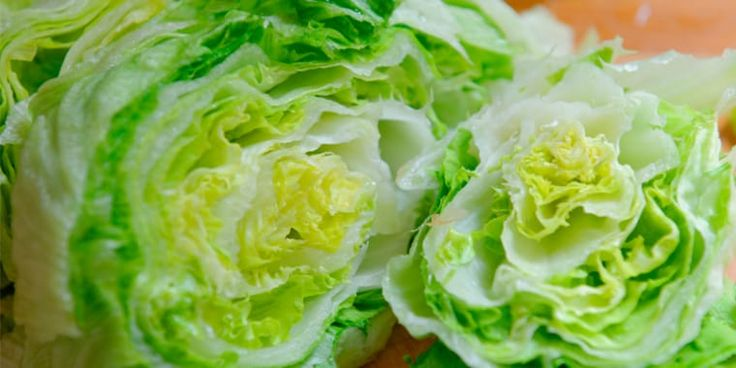 Does Iceburg Lettuce Have Any Nutritional Value?