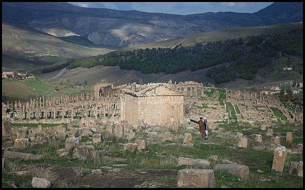 O Meu Passaporte - Viagens Baratas, Voos Baratos, Hoteis Baratos, Turismo, Lowcost: Cidade de Djémila