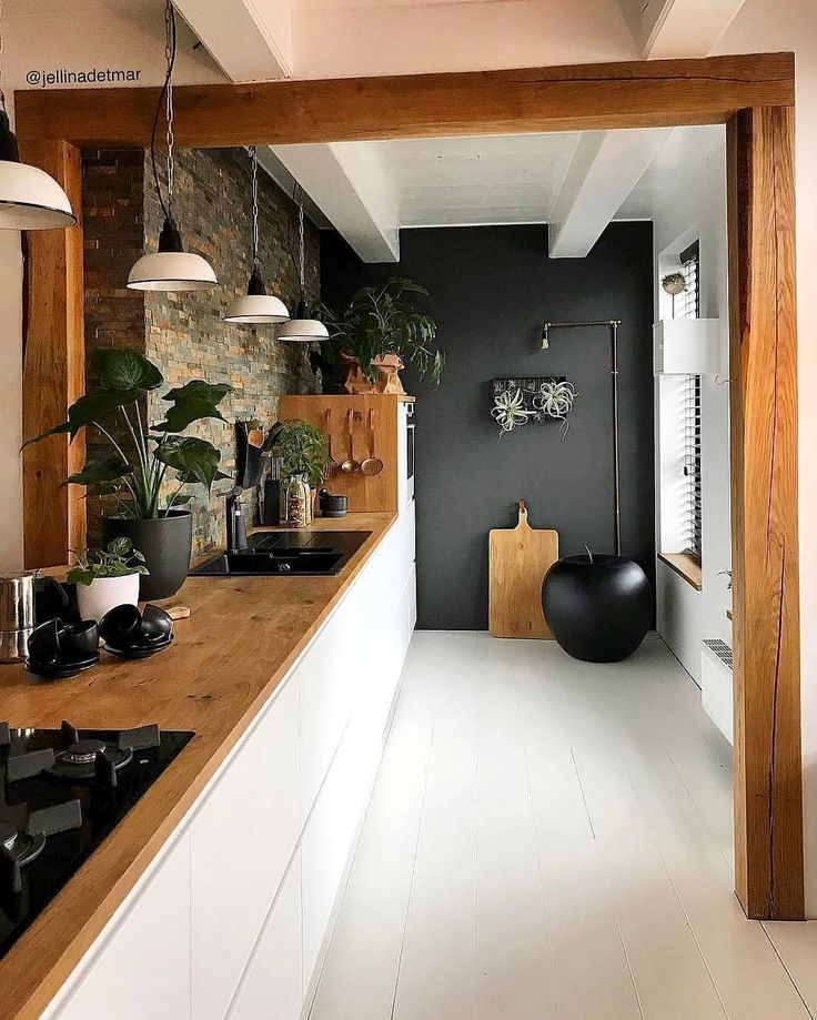 simply unique space on instagram what do you think about on 91 Comfortable Kitchen Design Tips 2020 id=62316