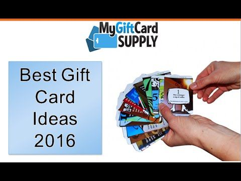 Here is the best Gift Card Ideas for 2016. Check out our 40 gift card ideas ad choose your favorite one.
