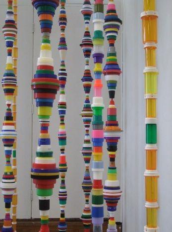 COPY&PASTE bottlecap art by Mary Ellen Croteau