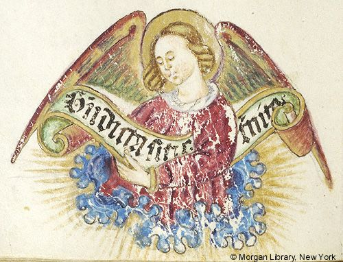 Missal, M.450 fol. 188v - Images from Medieval and Renaissance Manuscripts - The Morgan Library & Museum