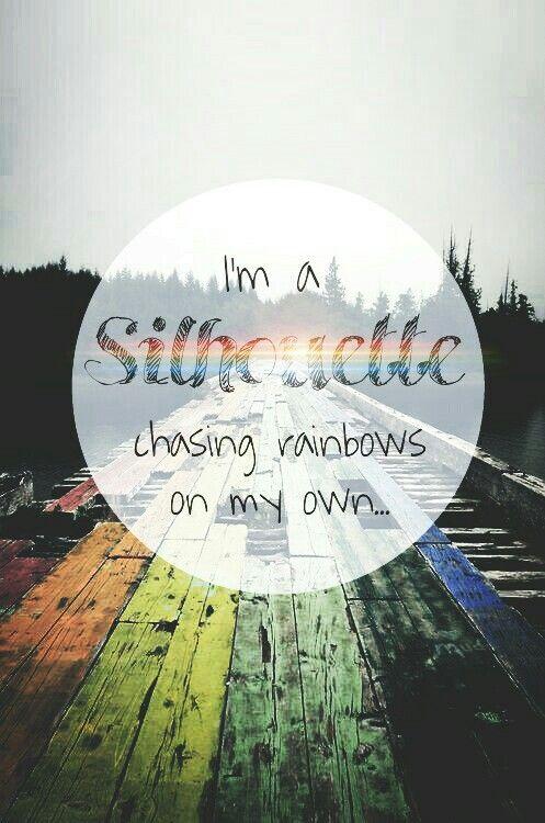 Owl City, Silhouettes lyrics