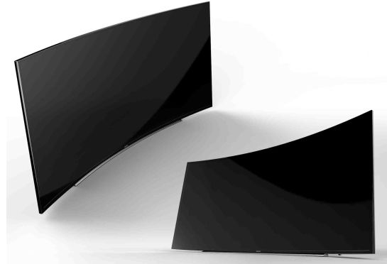 Hell bent on bringing you the  best TV picture ever, Samsung's H8000 TV range is CURVED