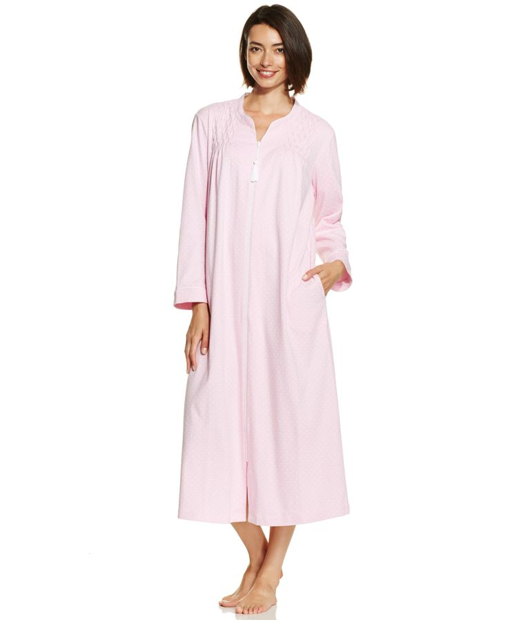 Charter Club Long Zip Robe