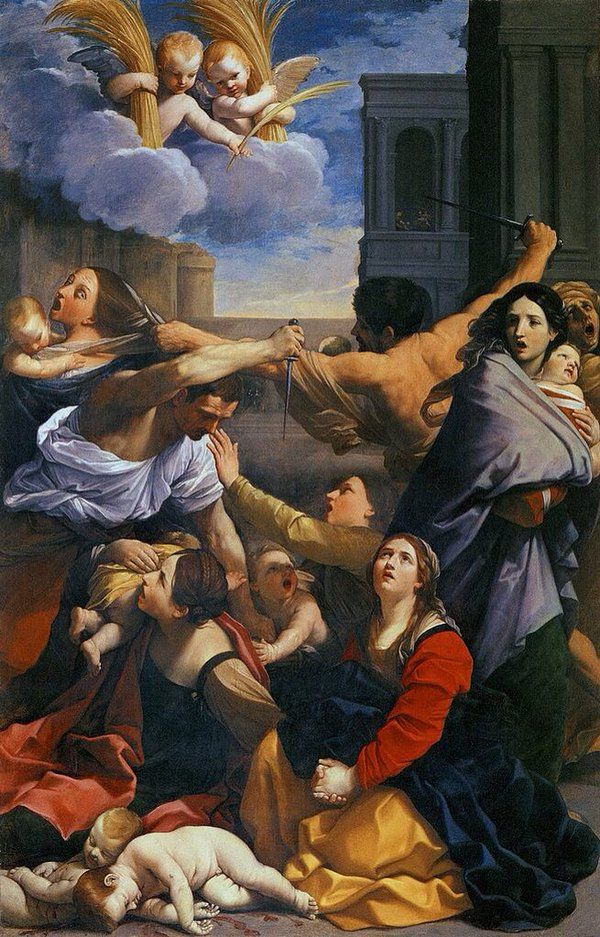 Massacre of the Innocents (Guido Reni))