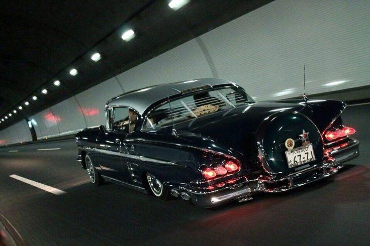 #1958#chevy#impala | 58 Chevy Impalas | Pinterest | Chevy ...
