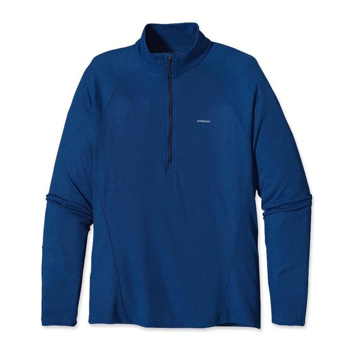 Patagonia Men's Capilene® 2 Lightweight Zip-Neck  55,00 €  Codice prodotto  44851  Il nostro baselayer sintetico più traspirante vi mantiene comodi e all'asciutto in condizioni di freddo moderato.