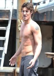 Duke (Eric Balfour) from Haven