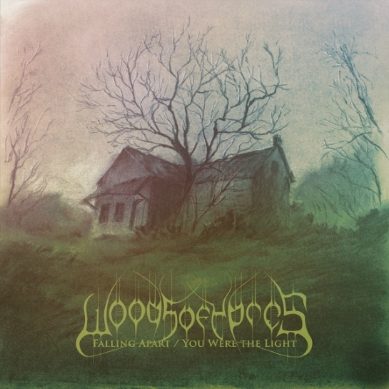 Woods Of Ypres - Home 7""