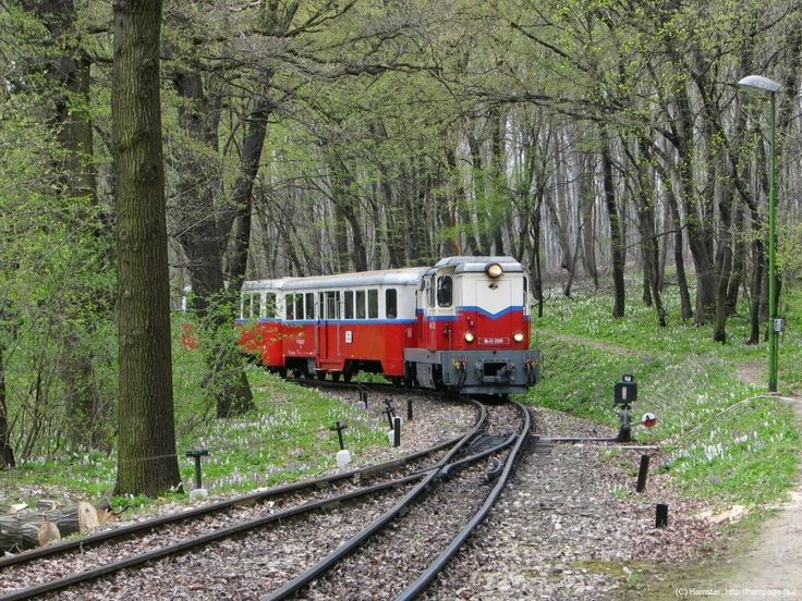 Beautiful Hungary:, Budapest, Children' s Railway