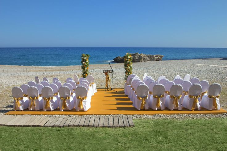 Bodas en la playa, bodas de ensueño / Wedding beside the sea, unforgettable wedding ceremony