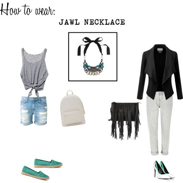 JAWL NECKLACE