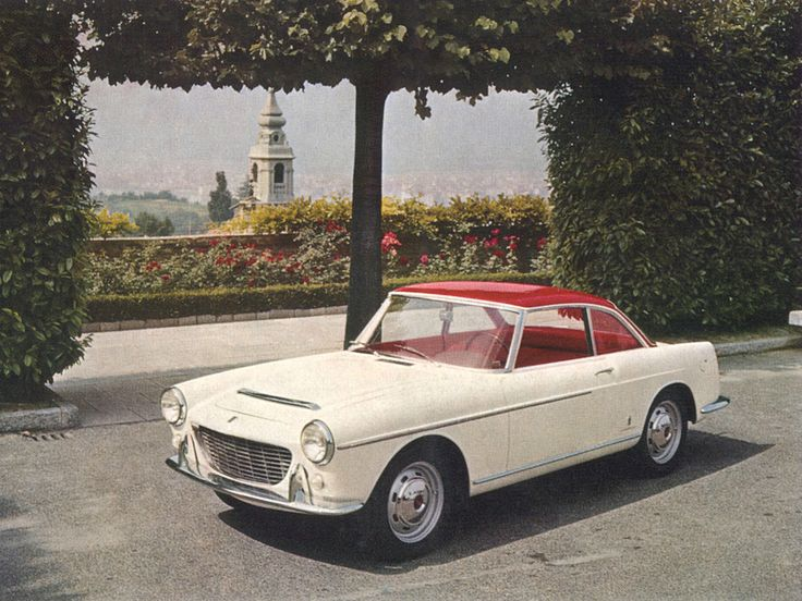 Fiat 1500 Coupe (1959)