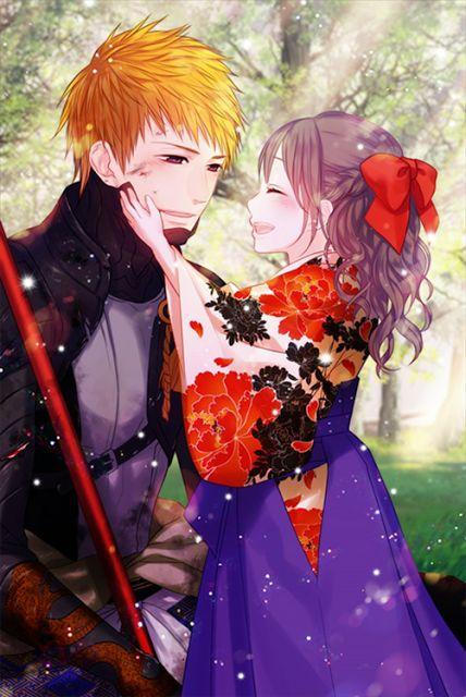 Shall we date?: Destiny Ninja 2 + Rindoh Main Story CG's