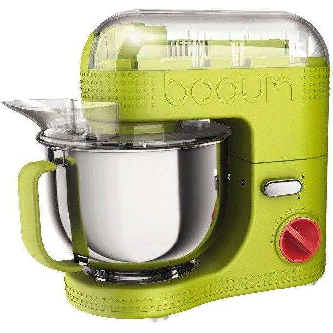 Robot de bucatarie Bodum Bistro, 700 W, Verde