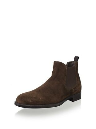 testoni BASIC Men's Chelsea Boot (T Moro)