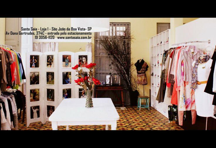Blog da Santa Saia: Santa Saia Inaugura loja em São João da Boa Vista!...