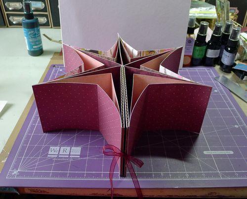 simple star book tutorial