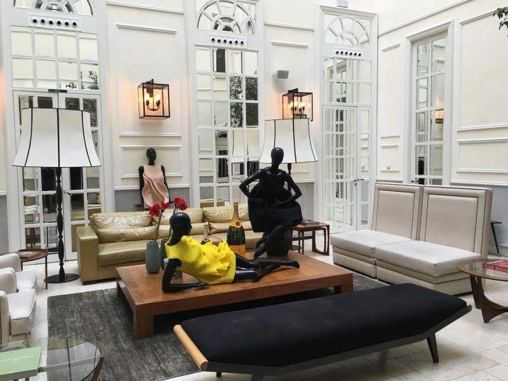 Die besten 25+ Boutique hotel madrid Ideen auf Pinterest | Hotels ...
