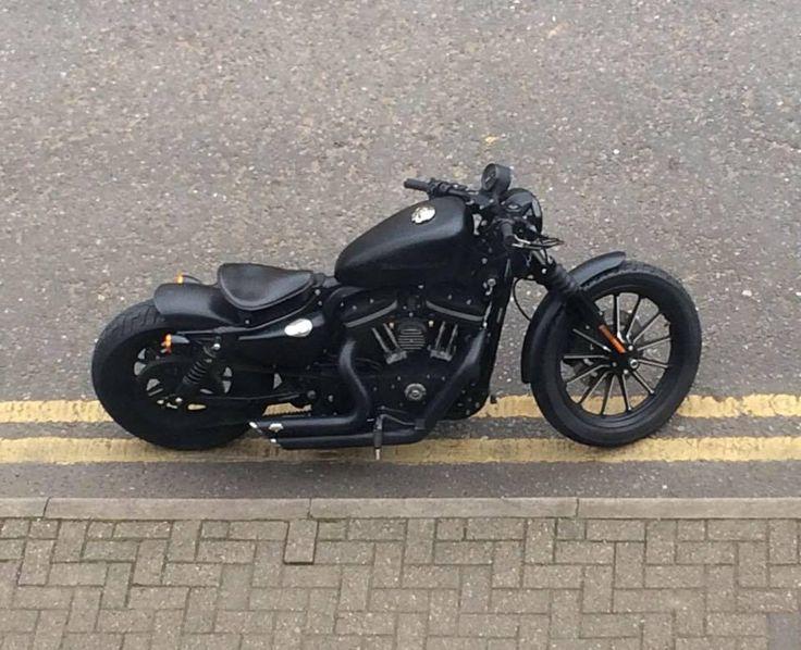 883 Iron custom