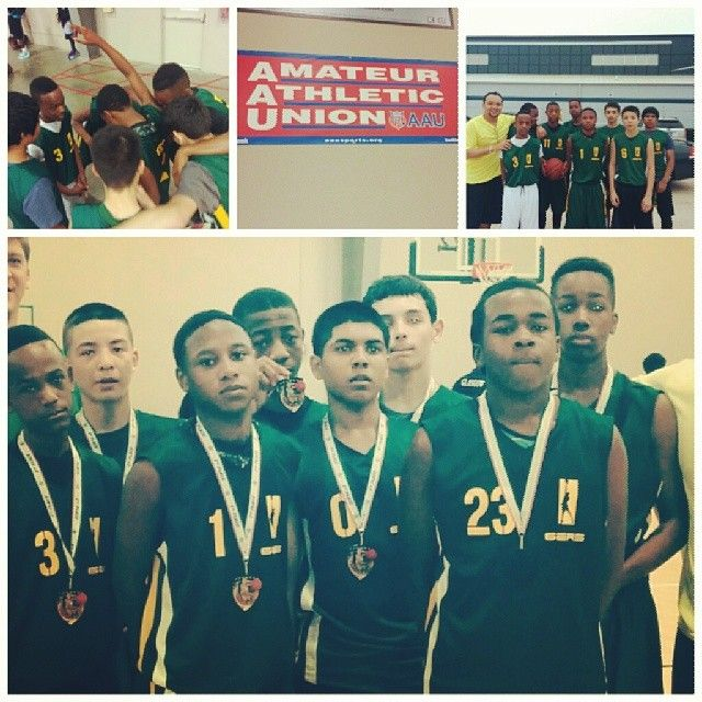 AAU Nationals in Dallas, Texas on GoFundMe - $140 raised by 5 people in 15 hours.   Please support this AAU Basketball Team who are very near and dear to my heart.  These are good boys who love the game of basketball and are honored to have been invited to Nationals!  Even a dollar helps.  Thanks in advance!