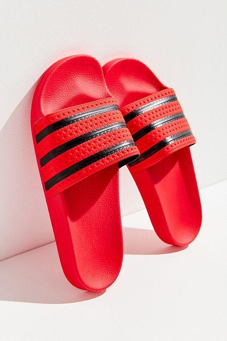 6034b480b02 adidas Adilette Mono Slide Sandal