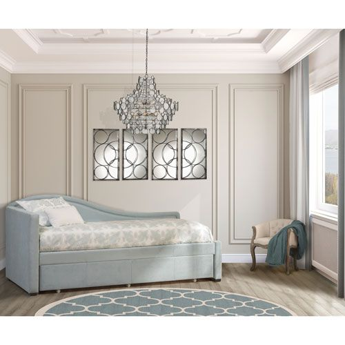 hillsdale furniture olivia spa daybed with trundle
