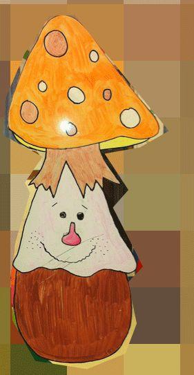 champignon-flouté