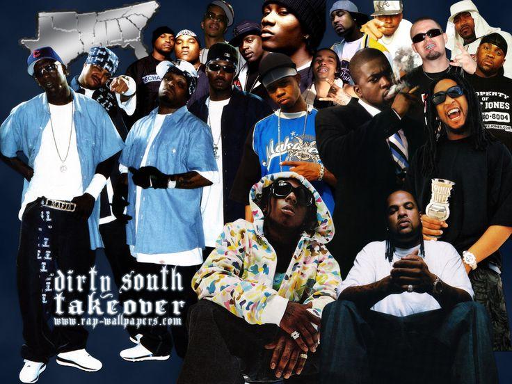 Южный рэп (англ. Southern rap), также известный как Южный хип-хоп (англ. Southern hip hop) и Dirty South (рус. «Ругательный Южный») — один из поджанров хип-хопа, возникший на Юге США, в том числе Новый Орлеан (Луизиана), Хьюстон (Техас), Атланта (Джорджия), Мемфис (Теннесси) и Майами (Флорида).