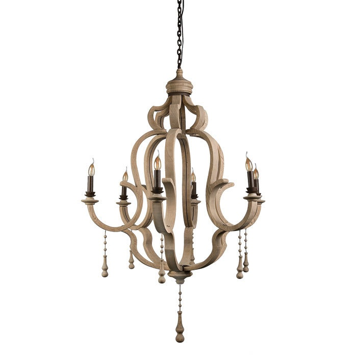 Wood Chandeliers For Dining Room: 41 Best Images About Wooden Chandeliers On Pinterest