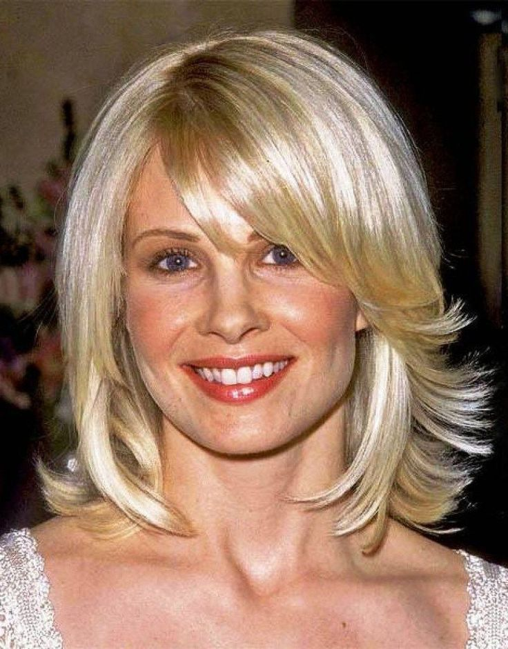 48 Fantastic Hairstyles For Women Over 50 With Thin Hair ...
