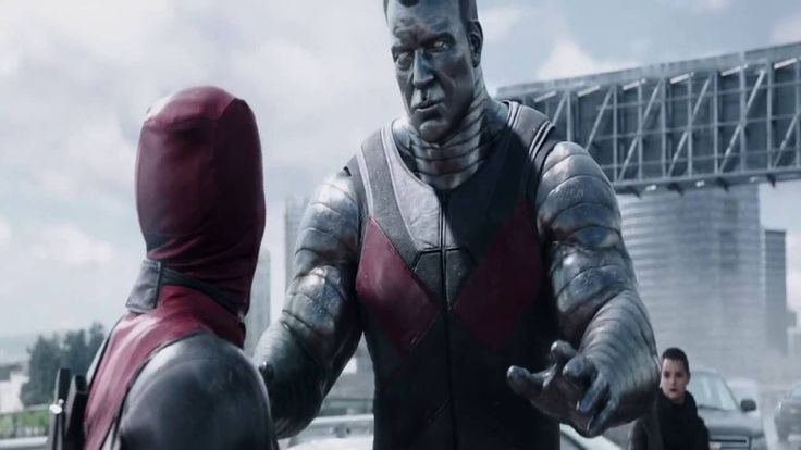 Deadpool Funny scenes part 1 (Bluray) - YouTube