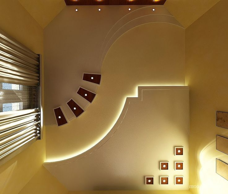 Gypsum Ceiling Modern Designs Pertaining To Gypsum Ceiling