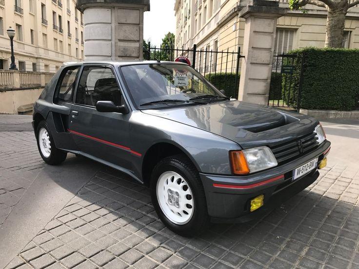 1984 Peugeot 205 - 205 Turbo 16   Classic Driver Market