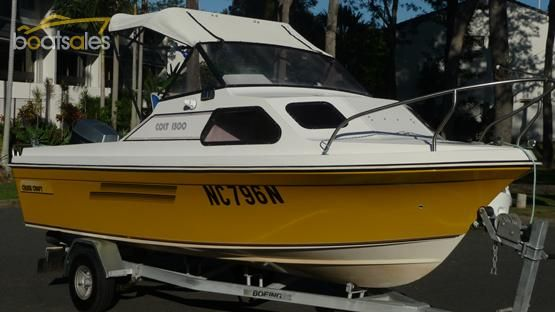 1987 Cruise Craft COLT 1500