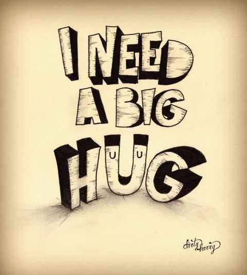 Dirty Harry - I need a big hug