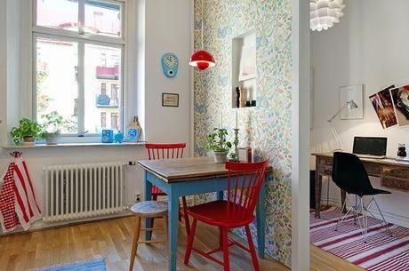 Casa e design svedese: le sedie Lilla Aland