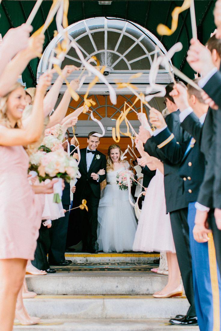 Elegant Black Tie Wedding in Washington D.C. Wedding