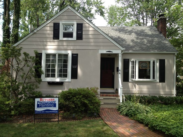 house paint colors exterior. Body color of the exterior  Hampshire Taupe Painting done by Rutgers Permanent Best 25 Exterior house paint colors ideas on Pinterest Home
