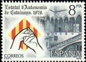 Estatuto Autonomía Cataluña - 1979