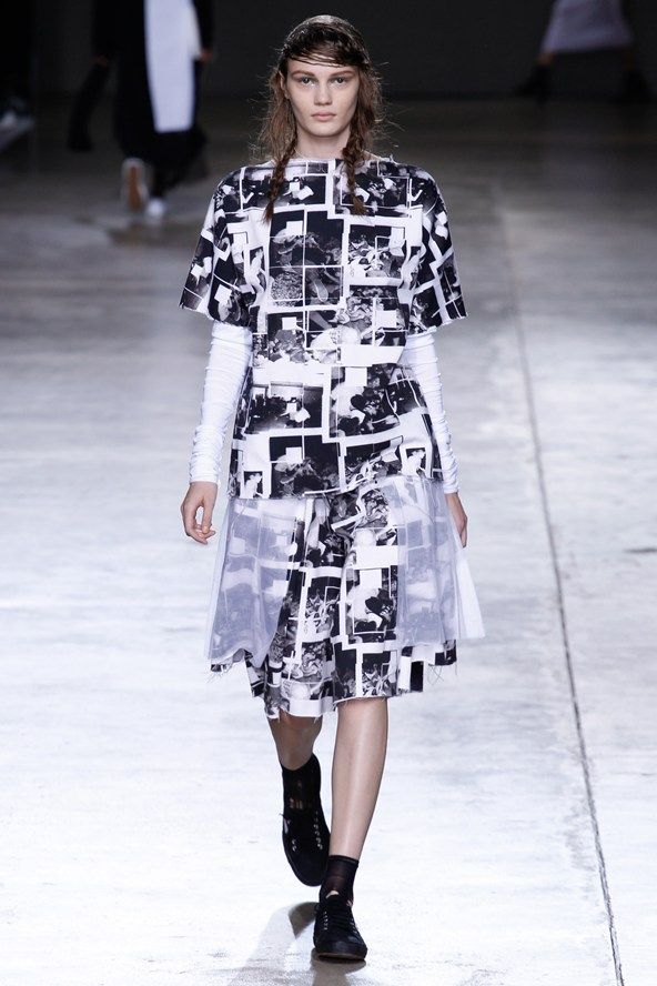 Fashion East - Louise Alsop. Autumn Winter 2014/15 LND FW